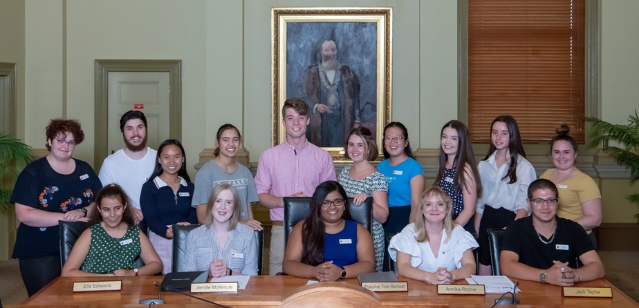 Bendigo Youth Councillors