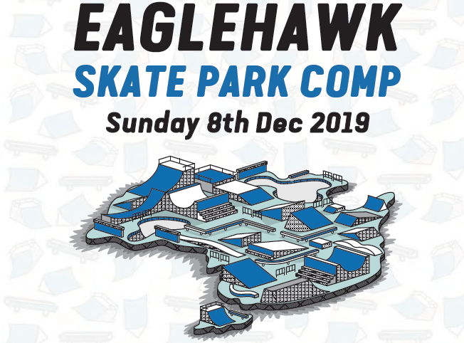 Eaglehawk skate park competition, Sunday December 8th
